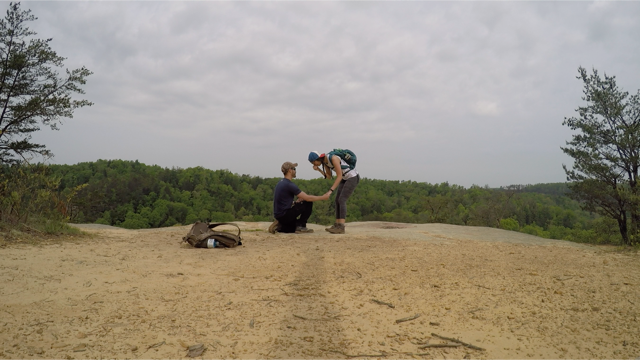 Engagement Proposal Ideas in Red River Gorge, Kentucky
