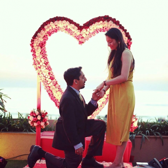 Where to Propose in Sun N' Sands Hotel, Mumbai