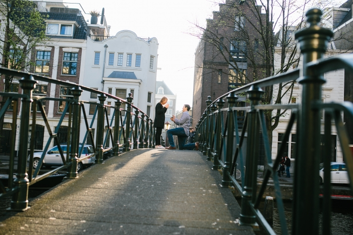 Engagement Proposal Ideas in Amsterdam, Netherlands