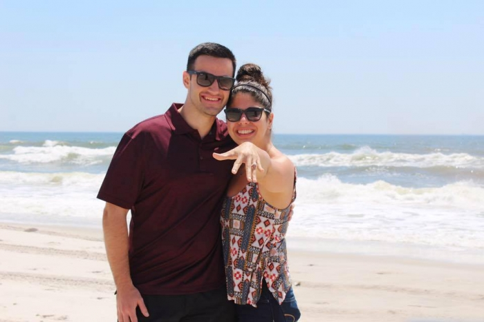 Katie's Proposal in Long Beach, New York