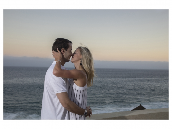 Jourdan and Holt's Engagement in Cabo San Lucas