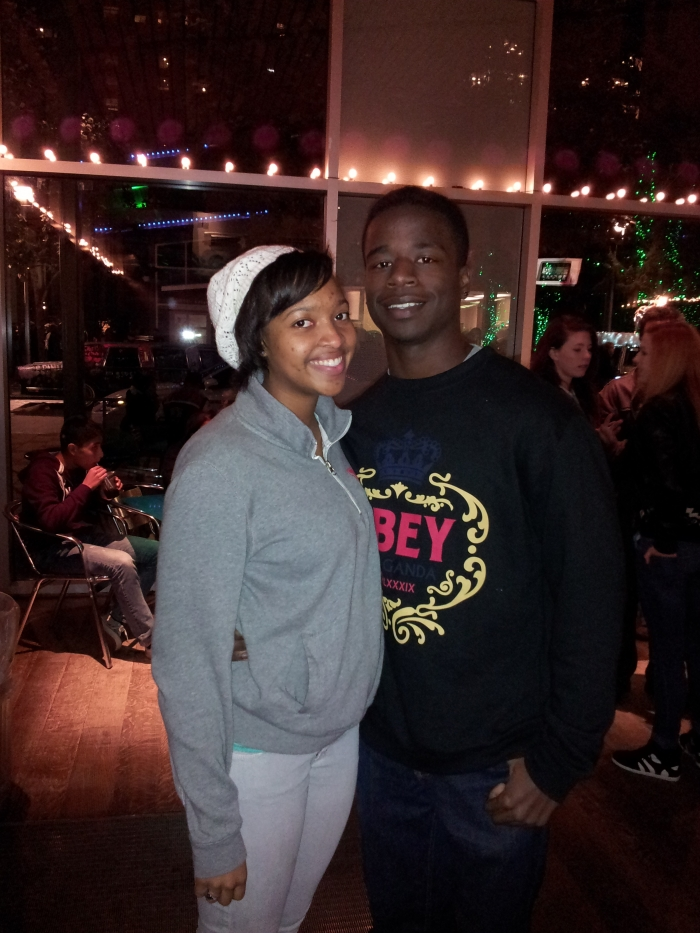 Image 2 of Zoe and Montrel