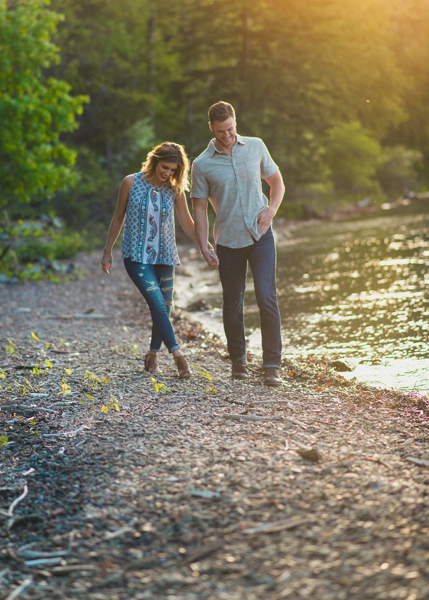 Wedding Proposal Ideas in Glacier national park, Montana