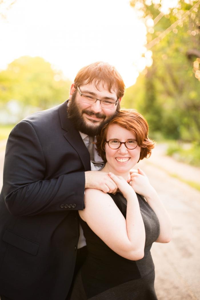 Image 1 of Anna and Jordan