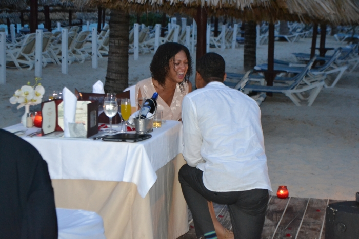 McKinley and Ben's Engagement in Punta Cana, Dominican Republic
