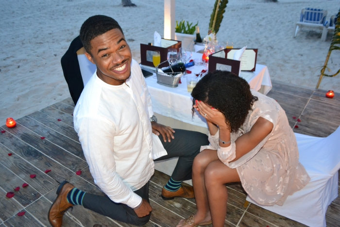 Marriage Proposal Ideas in Punta Cana, Dominican Republic