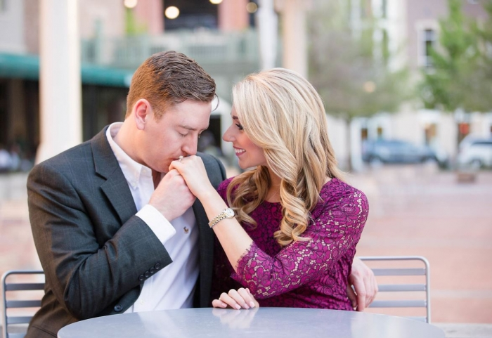 Engagement Proposal Ideas in Fort Worth, Texas