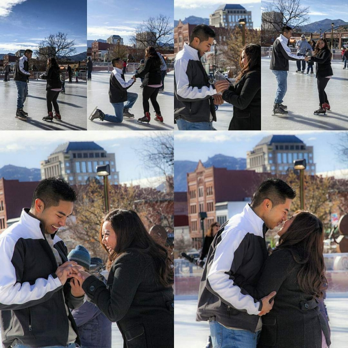 Where to Propose in Downtown Colorado Springs, CO
