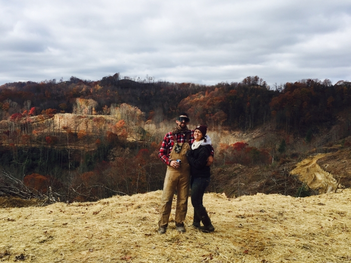 Paige's Proposal in Pature/Shooting range