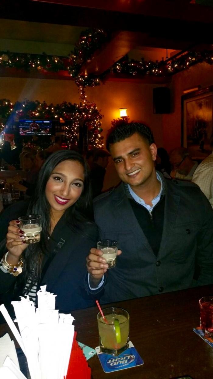 Image 2 of Anant and Avisha Lauren