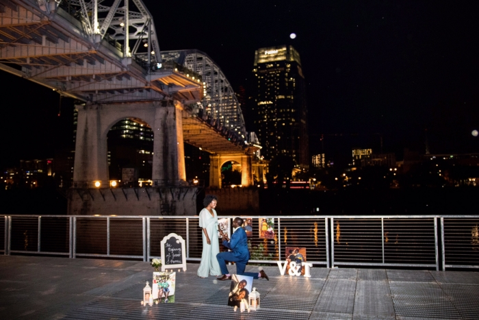 Wedding Proposal Ideas in Nashville