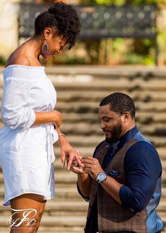 Where to Propose in Dallas Arboretum