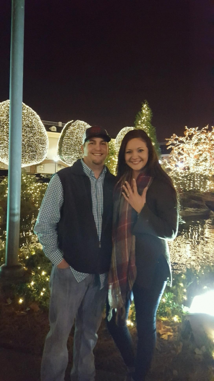 Where to Propose in Gaylord Opryland Resort and Convention Center (Nashville, TN)