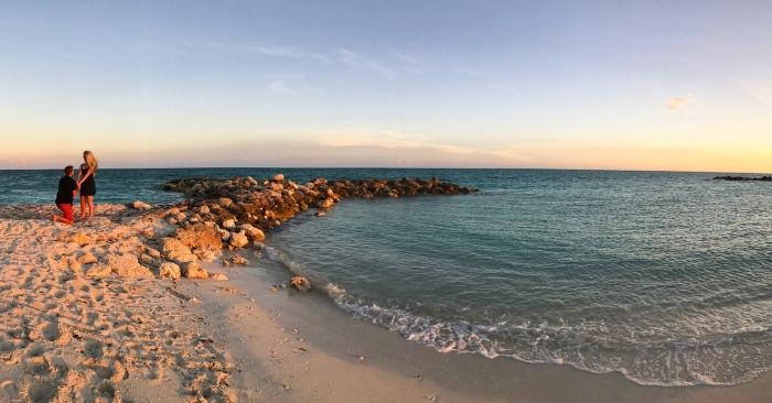 Proposal Ideas Paradise Island, Bahamas