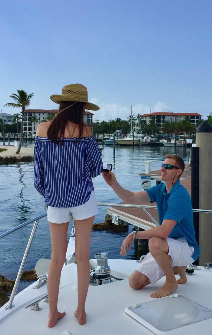 Wedding Proposal Ideas in Marathon, FL
