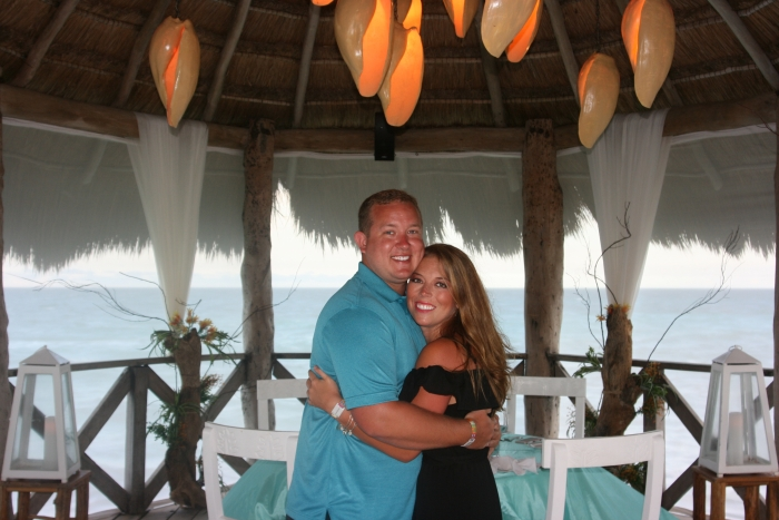 Elizabeth's Proposal in Riviera Maya, Mexico
