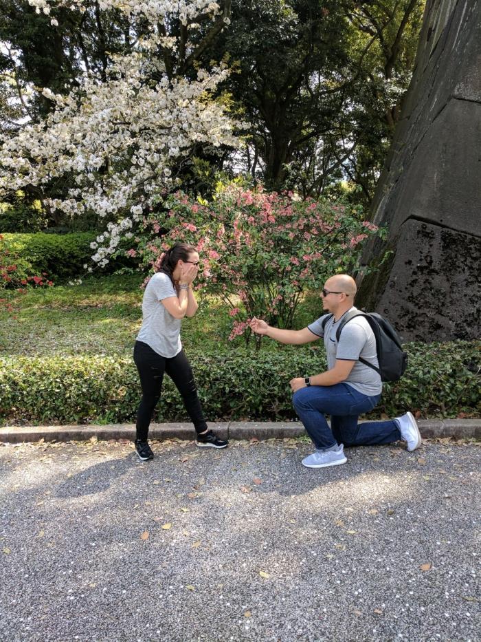 Engagement Proposal Ideas in Tokyo, Japan