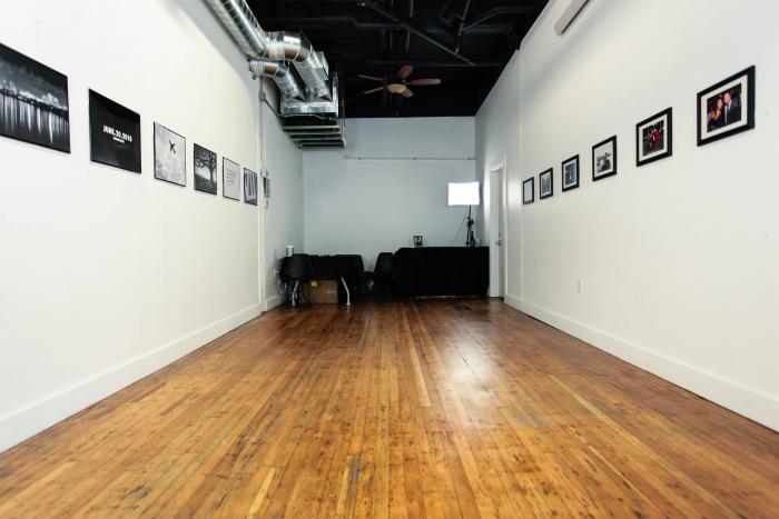 Marriage Proposal Ideas in Le Tesebita Art Gallery in Portland, OR