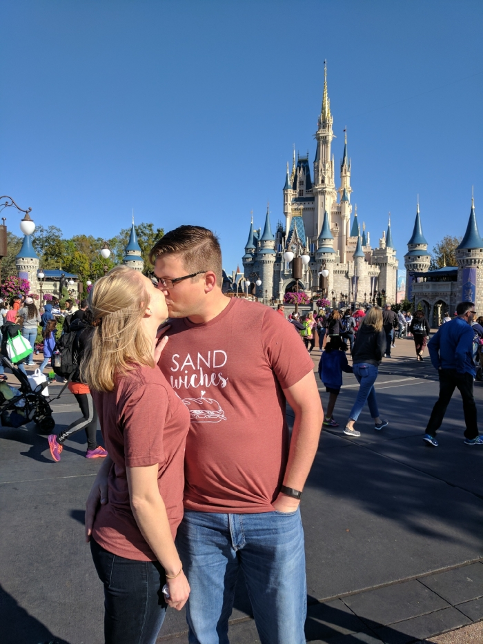 Engagement Proposal Ideas in Disney World's Magic Kingdom