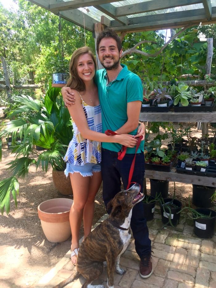 Engagement Proposal Ideas in Hotel Saint Cecelia in Austin, TX