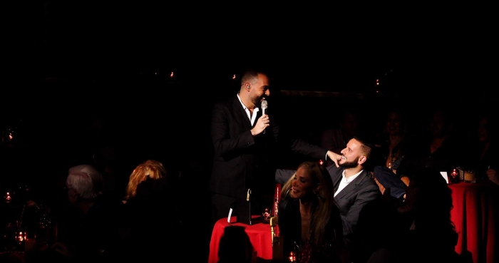 Marriage Proposal Ideas in Faena theater