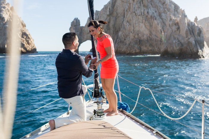 Where to Propose in Cabo San Lucas, Mexico
