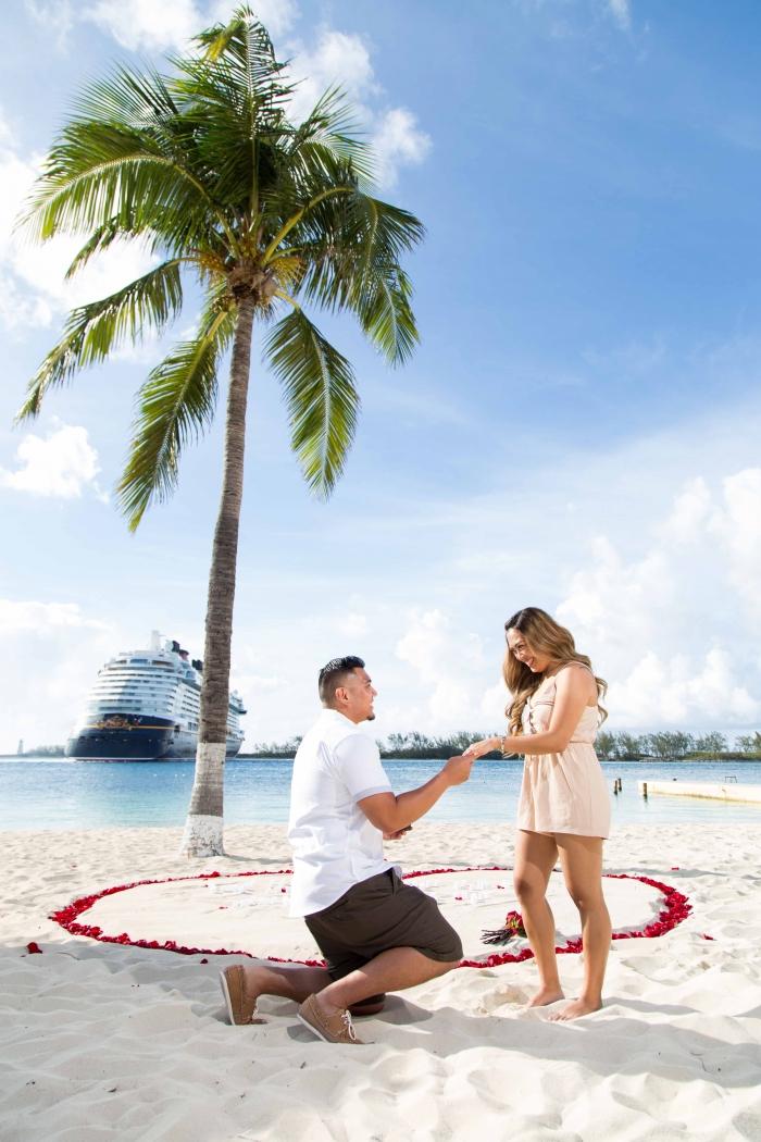 Marriage Proposal Ideas in Nassau, Bahamas