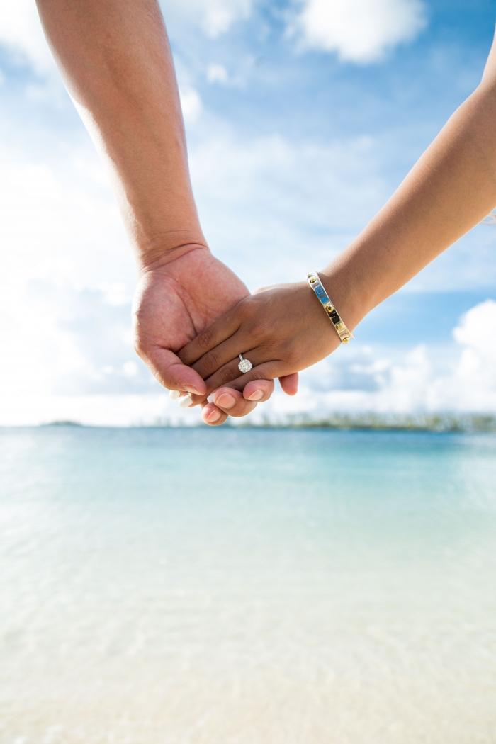 Alyssa's Proposal in Nassau, Bahamas
