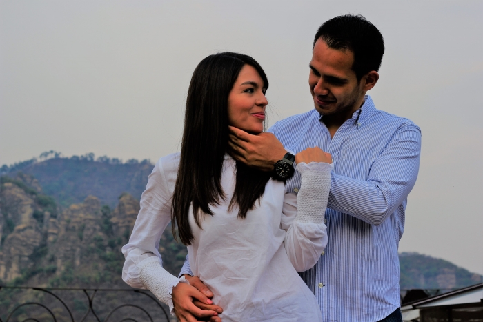Paola and Juan Manuel's Engagement in Tepoztlán, México