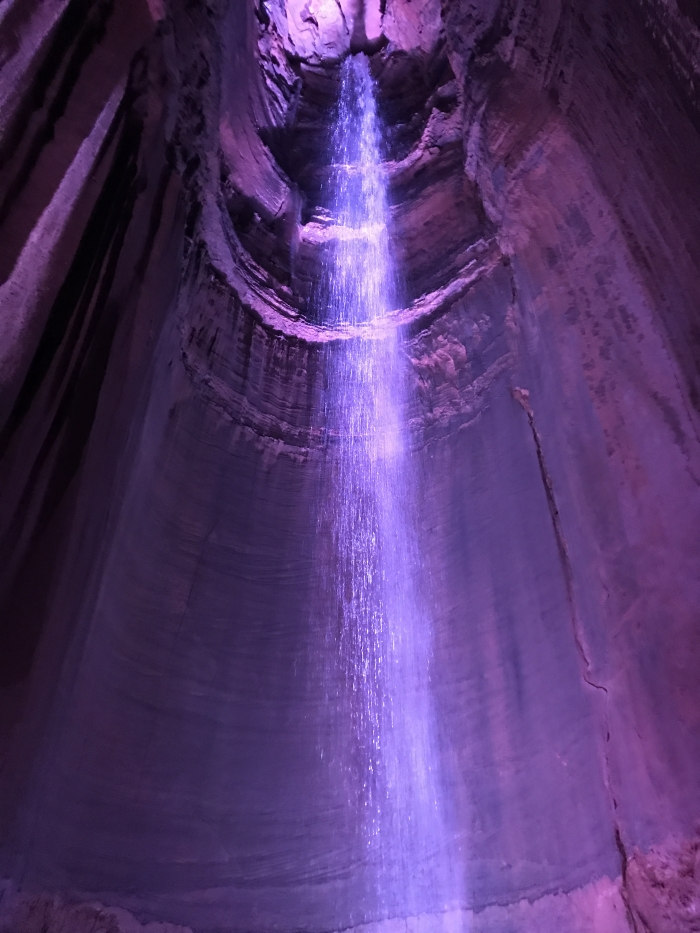 Where to Propose in Ruby Falls