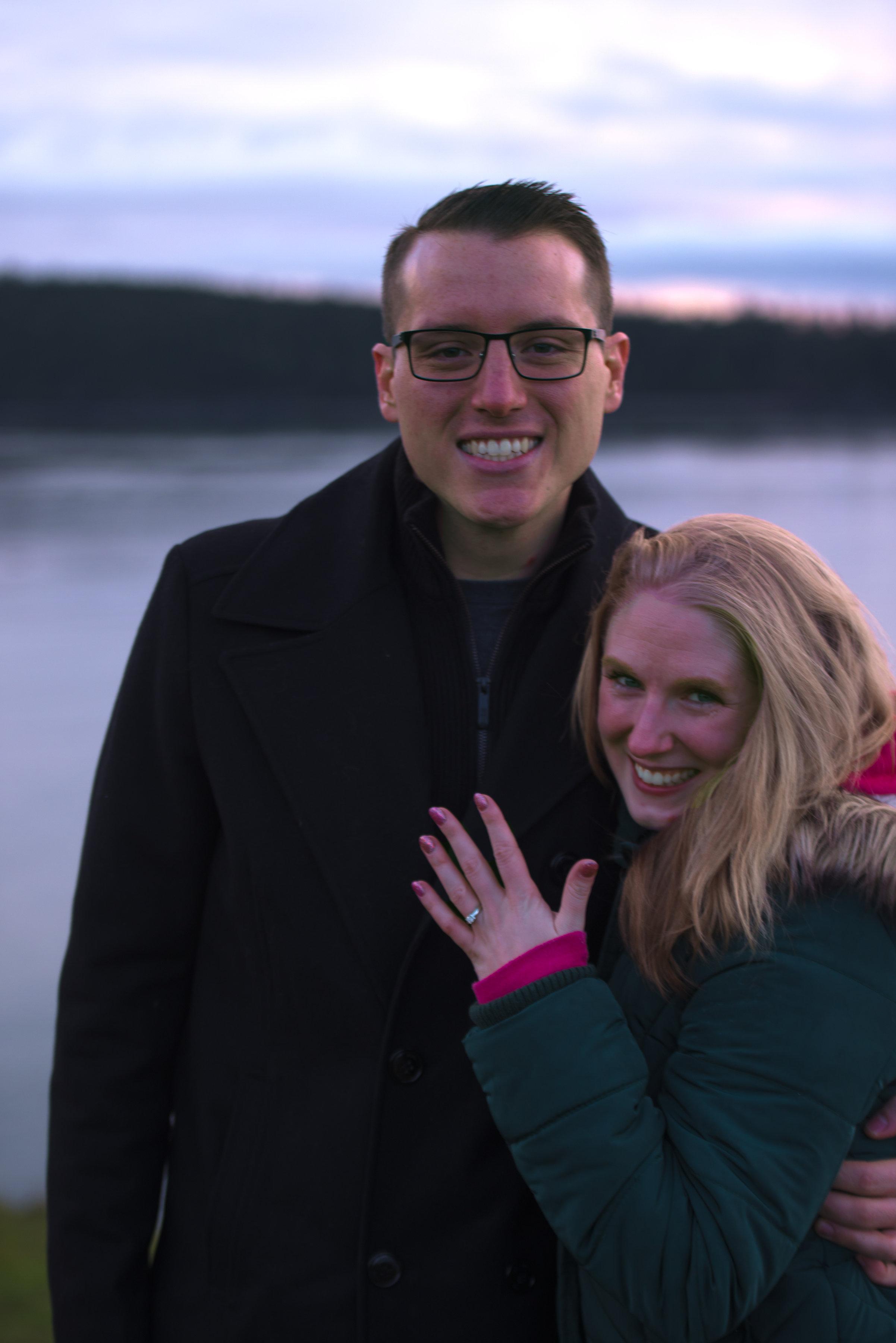 Proposal Ideas Rosario Beach Washington State