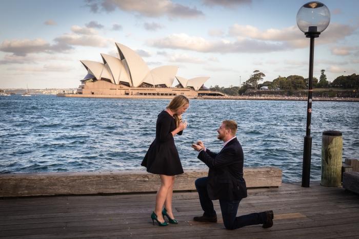 Where to Propose in Sydney, Australia