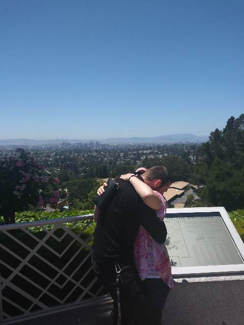 Engagement Proposal Ideas in Oakland Temple