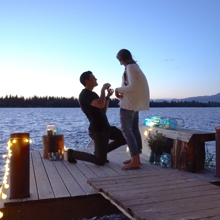 Image 3 of Fourth of July Proposal Ideas To Guarantee the Sparks Fly