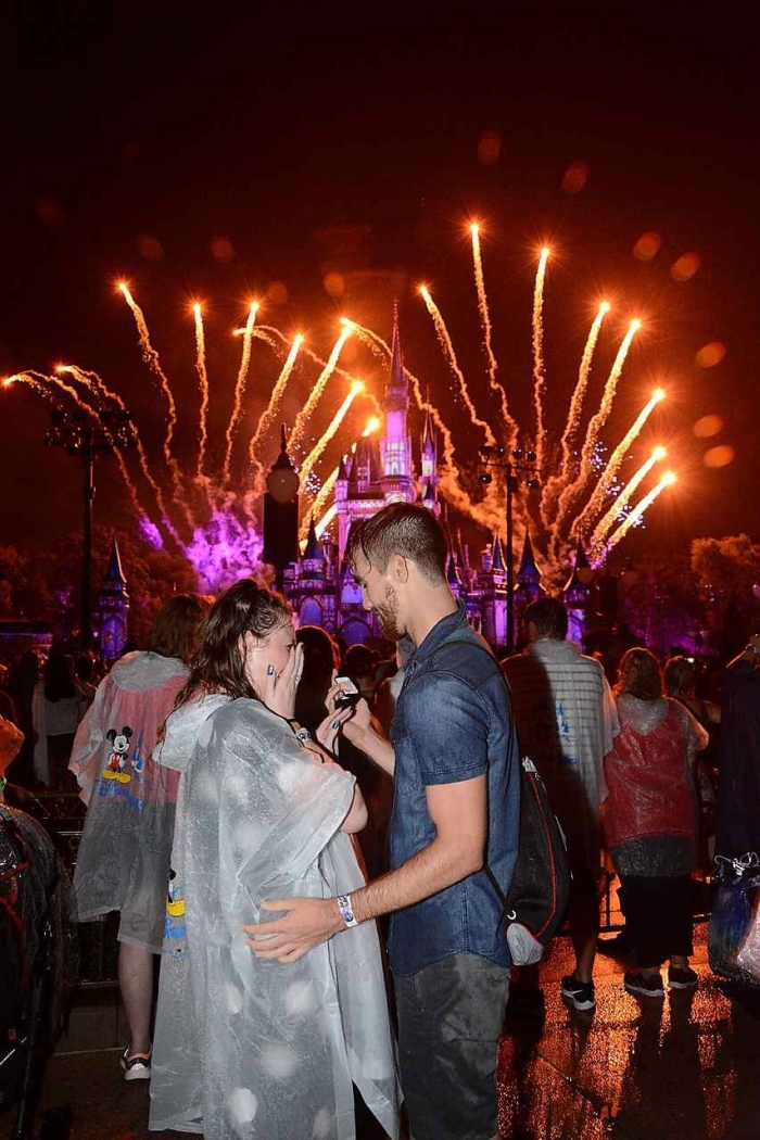 Sierra's Proposal in Disney World- Magic Kingdom