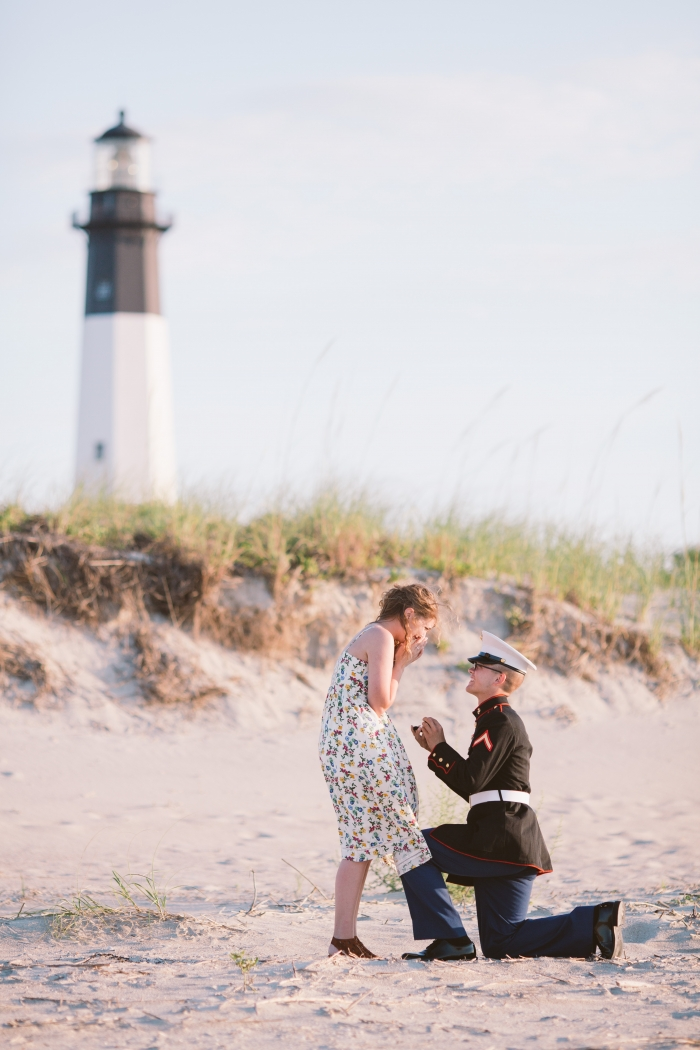Proposal Ideas Tybee Island, Georgia