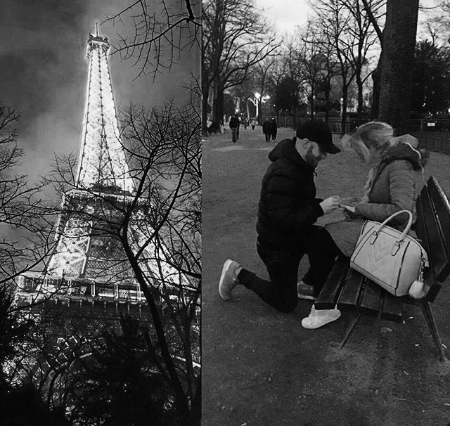Engagement Proposal Ideas in Paris