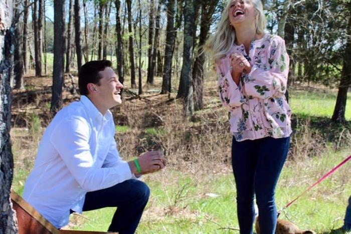 Marriage Proposal Ideas in Chickamauga Battlefield