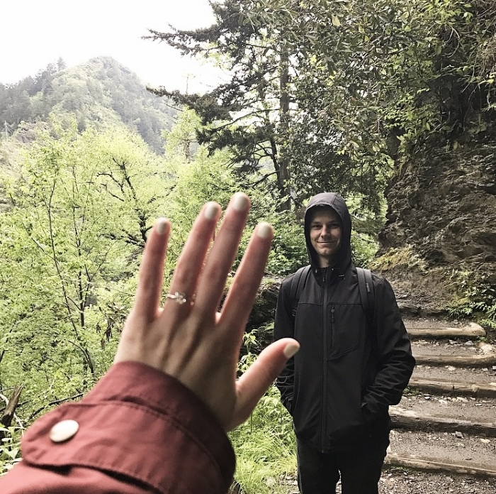Marriage Proposal Ideas in Great Smoky Mountains National Park