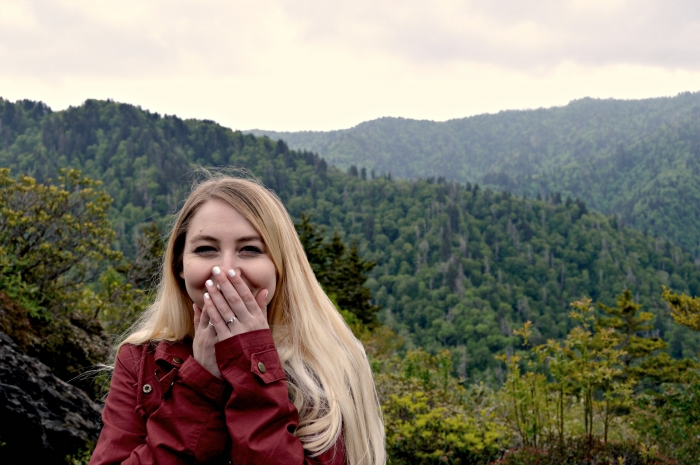 Engagement Proposal Ideas in Great Smoky Mountains National Park