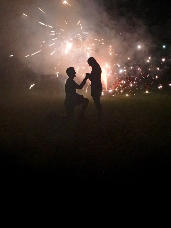 Image 7 of Fourth of July Proposal Ideas To Guarantee the Sparks Fly