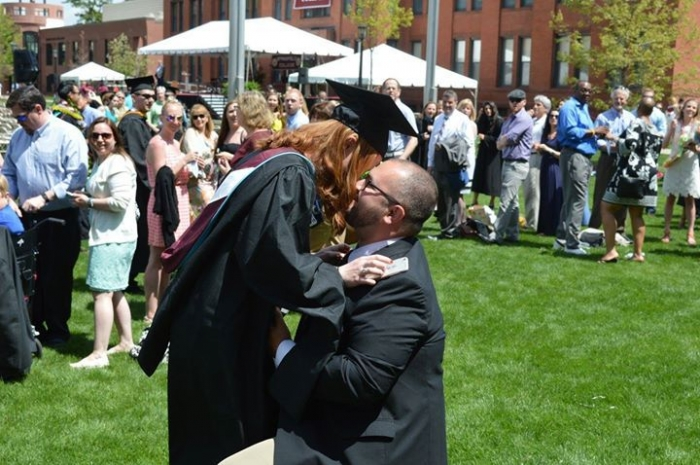 Marriage Proposal Ideas in Springfield College