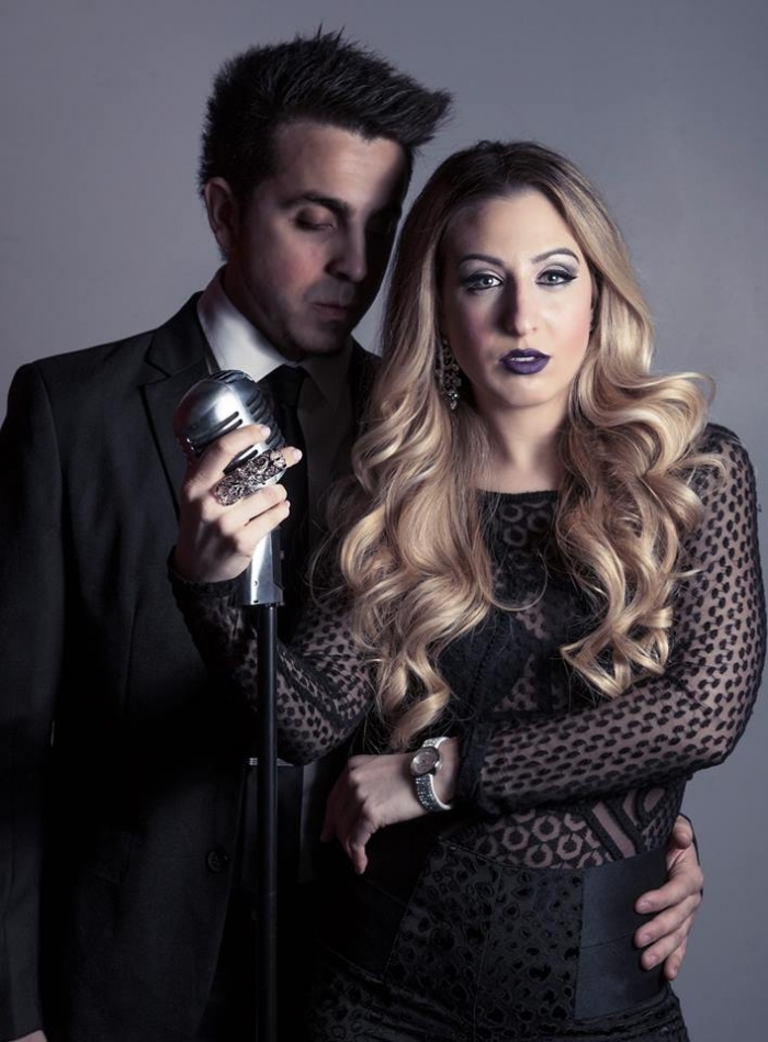 Image 1 of Samantha and Stefano