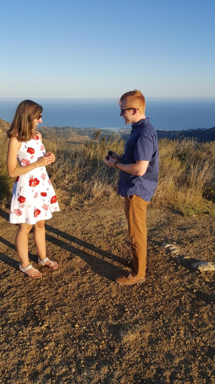 Marriage Proposal Ideas in Malibu, CA