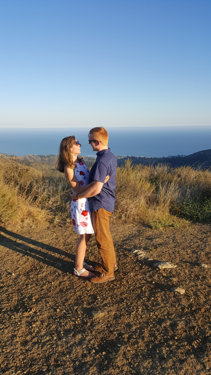 Leah's Proposal in Malibu, CA