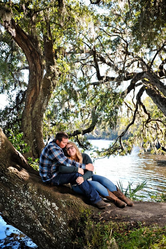 Marriage Proposal Ideas in Magnolia Plantation South Carolina