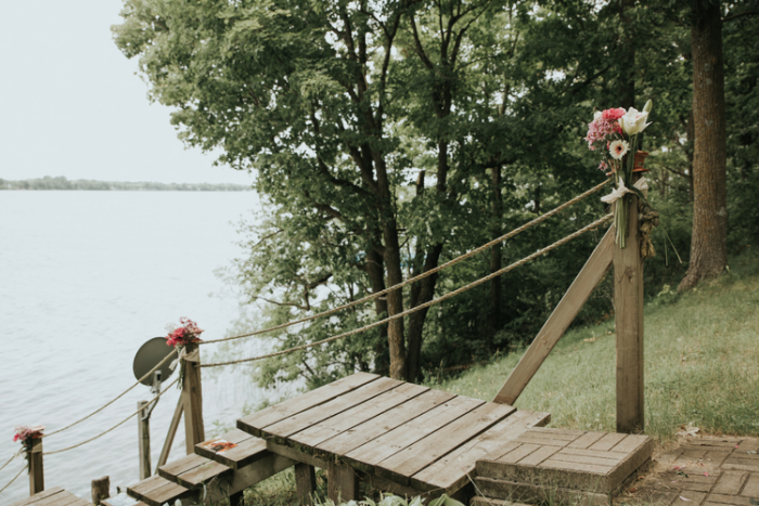 Engagement Proposal Ideas in Maddi's family cabin on Dead Lake, MN