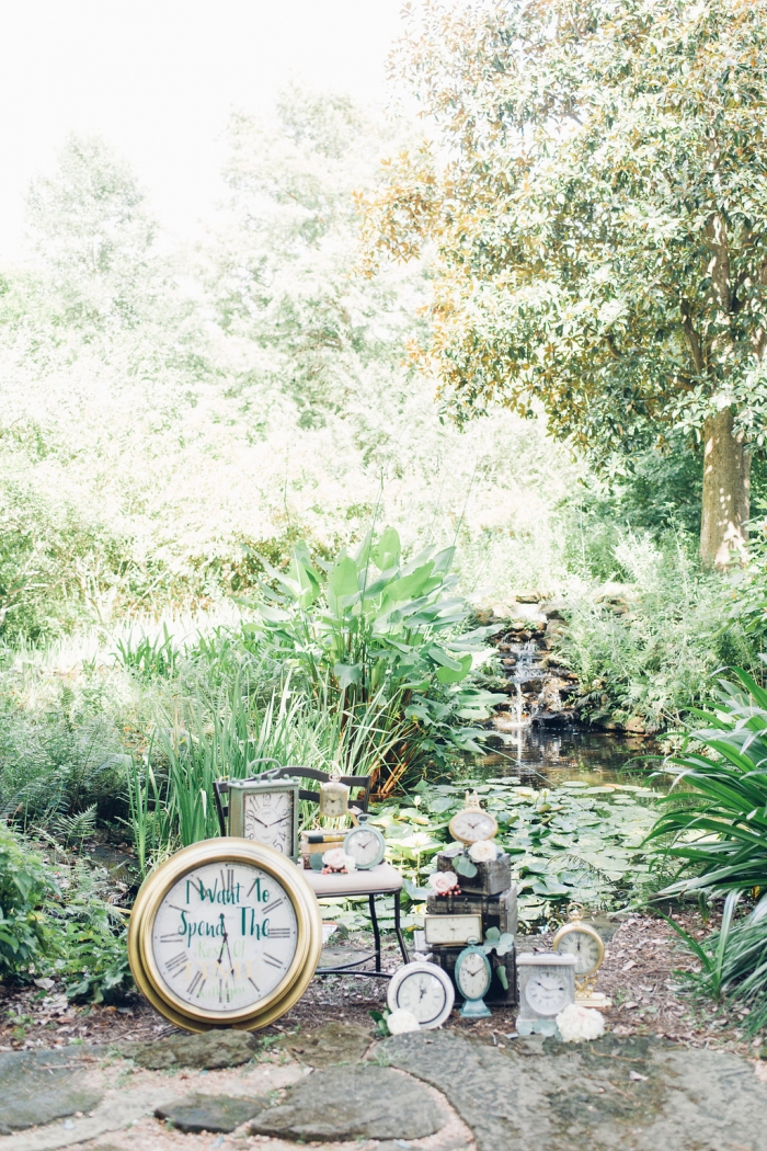 Carly and Danielle's Engagement in Longue Vue House and Gardens, New Orleans