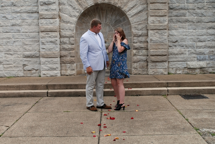 Where to Propose in Grand Promenade, Hot Springs, AR
