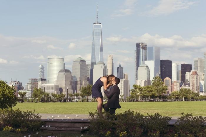Marriage Proposal Ideas in Jersey City, NJ
